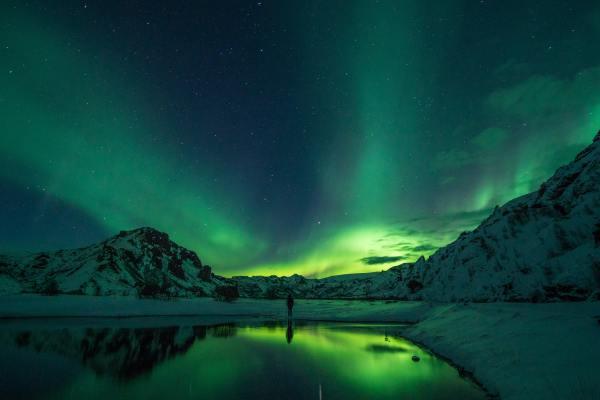Aurora Flares